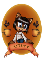 Nire the cat by lizathehedgehog
