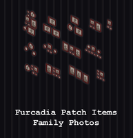 Furcadia Items - Family Photos by PointyHat