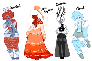 Agate Adopts [CLOSED] by Death2Eden