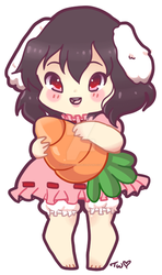Tewi by Turkey-Wang
