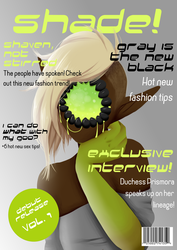 CHROMITES :: SHADE! Issue #1 by boopnugget