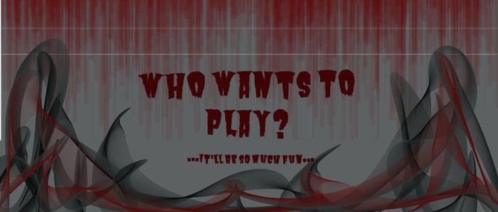 who wants to play? by All-The-Fish-Here