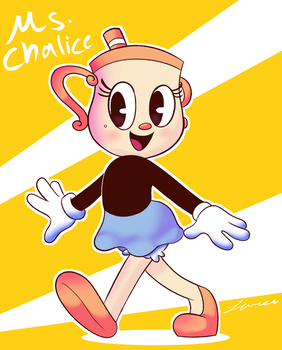 Ms Chalice by Dog22322