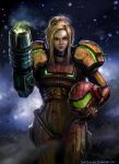 Samus Is Not A Toy! by SirTiefling