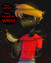 || try to do WORST next time || ( FA ) by JuneArtCraft19