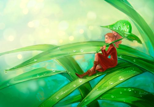 Arrietty by anndr