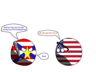 Minecraftian-American Relations by Miner-Wars