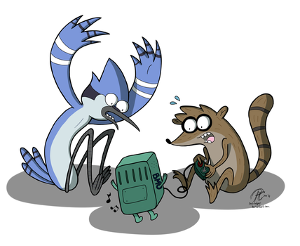 OOHHH RIGBY IT'S MOVIN' by Soul-Helper
