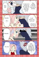 KakaSaku 4Step-Comic by Sweet-Sakura0307