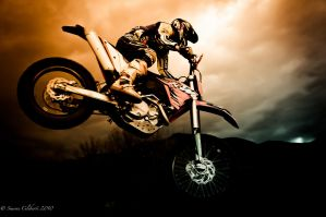 Motocross by wildfox76