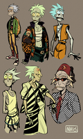 80's Rick by mr-book-faced