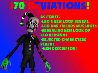 170 DEVIATIONS! by Leoking08