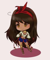 OC!Philippines as Josie Rizal by SilverQueenMarceline