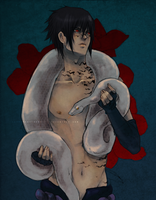 Sasuke by CarrotCakeBandit