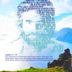 Jesus is The Living Water by janev777