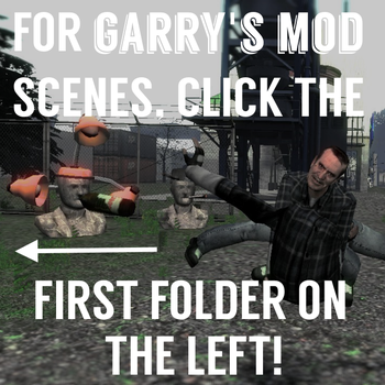 GMOD Scenes to the left! by SecminourTheThird