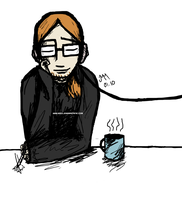 Music and Coffee by godlessmachine