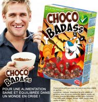 ChocoBadass advertising by Tohad