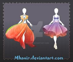 [CLOSED] Design Adopt Outfit - 14 by MhaxiR
