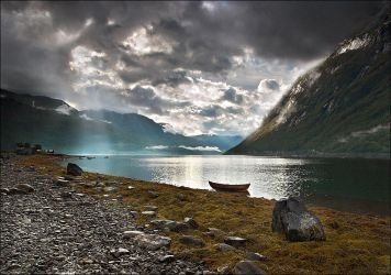 Norway 89 by lonelywolf2