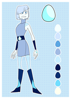 [Gemsona] Aquamarine - 2017 by auto-manic