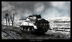 Sherman by Fisher22