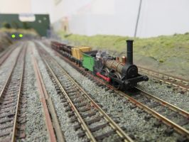 'Tayleur' in N Gauge by JD-Ripper