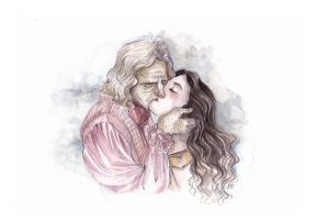 Rumbelle- And they lived happily ever after by snoprincess
