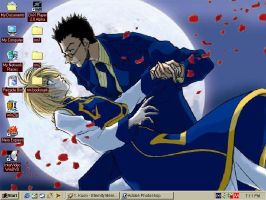 Hunter x Hunter desktop 1 by Lynling
