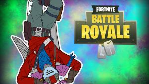 Fortnite BR RustLord Break-dancing by LordMaru4U