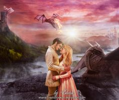 Captain Swan AU by Elaine-captain-swan