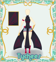 Outfit Adoptable! #3! (CLOSE!!!) by Tychees