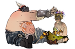 Overwatch - Roadrat by YukiSamui
