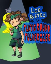 Lil' Bates by PepperoniDeluxe