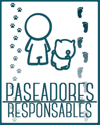 Paseadores Responsables LOGO by Onalem
