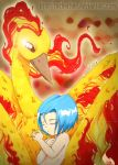Born to be Flaming like a Moltres by RachyChan