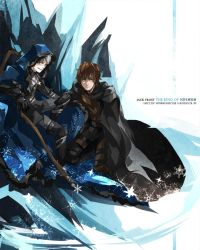 The Young Kings  And His Knight by resave