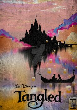 Disney Classics 50 Tangled by Hyung86