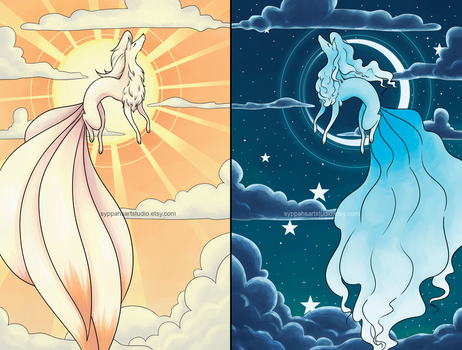 Ninetales by syppahscutecreations