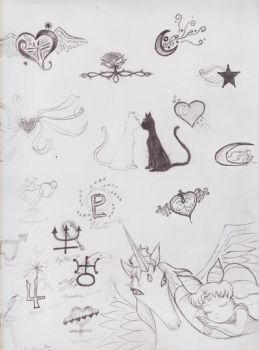 Sailor Moon tattoo ideas by itadakimasu101