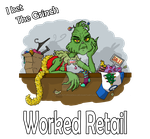 Retail Grinch by thedustyphoenix