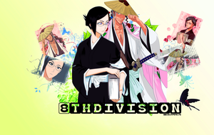 8th division wallpaper by Ishily