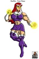 Old Stuff - Muscle StarFire by MightyKnightBR