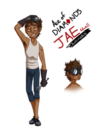 Witch Hammer: Jae Ref by DoublePensword