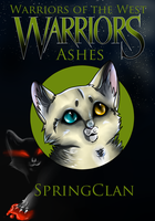 Warriors of the West - Book 3 - Ashes by little-space-ace