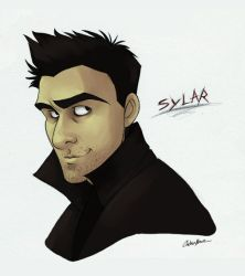I like drawing sybrows by spiritwolf77