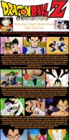 Vegeta A to Z Failure Prince by shinigamisgem