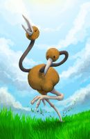 Doduo - On a run
