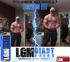 LGM Giant (just muscled) by LinkinGiantMorphs