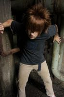 Determined by Naru-Cosplay